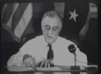 President Franklin Delano Roosevelt FDR Newsreels DVD