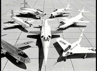 NASA Dryden 60 Years of High Speed Space Flight DVD