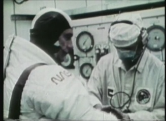 Mercury History and Apollo Soyuz Space Missions DVD