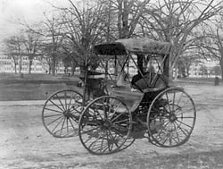 Horseless Buggy Made By Charles And Frank Duryea 1893