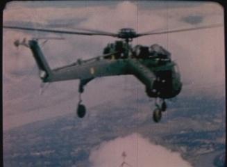 The Vietnam Era Army Air Mobility Team on DVD