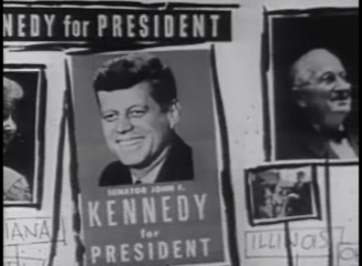 The 1960 Presidential Election TV Spots Debate Etc