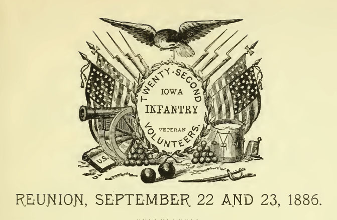 Iowa Civil War Regiment Genealogy 17 Book Set