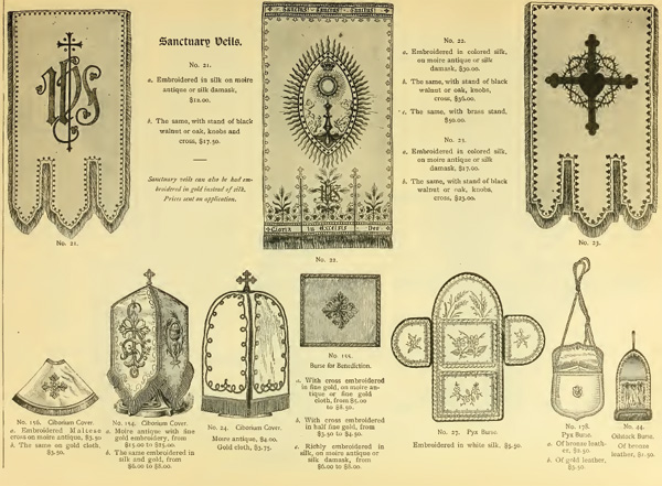 Church Vestments Banners Embroidery Designs History 17