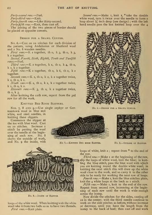 Knitting History Books : Knitting techniques patterns designs instructional