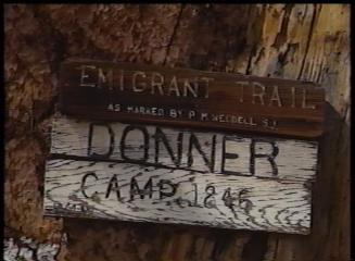 Trail Of Tragedy The Excavation Of The Donner Party Site