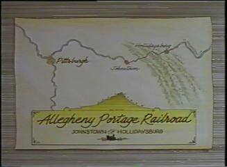 Allegheny Portage Railroad DVD