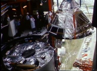 Apollo 1 Film Archive Compilation DVD Astronauts Grissom ...