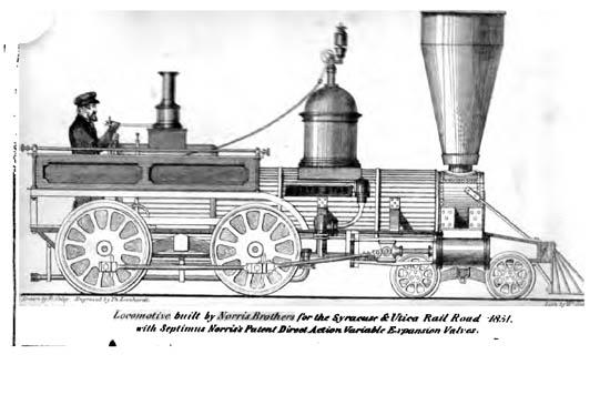 List of railway pioneers
