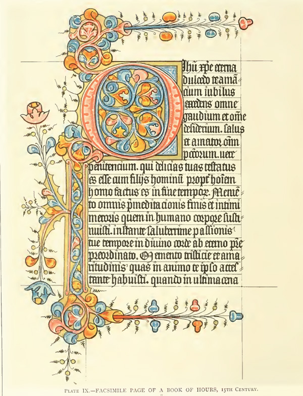 ... Illuminated Manuscripts 16 Illumination Books Calligraphy D323 | eBay