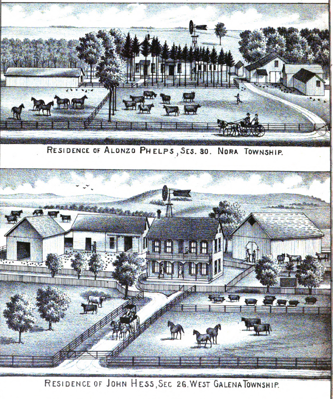 Galena, Illinois: A Brief History
