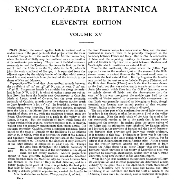 1911 Encyclopedia Britannica Complete 11th Edition on DVD