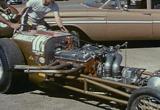 classic drag racing car